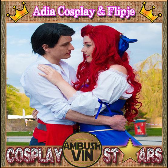 Adia Cosplay & Flipje