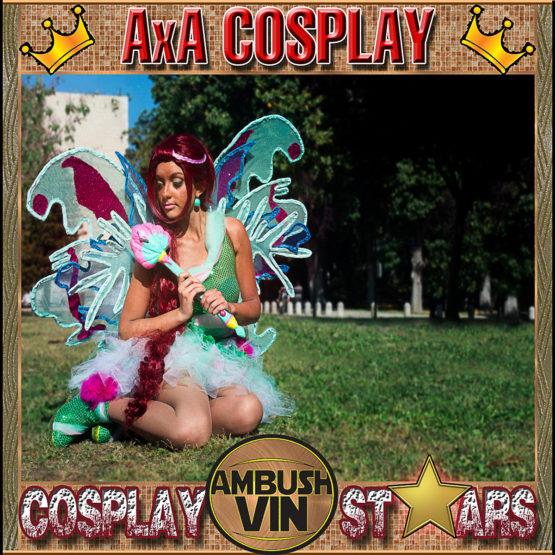 AxA Cosplay