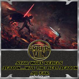 Star Wars Rebels Season