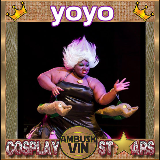 Yoyo Cosplay on AmbushVin.com