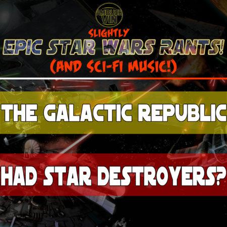 Star Wars Rants