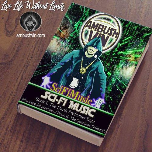 Sci-Fi Music E-Book