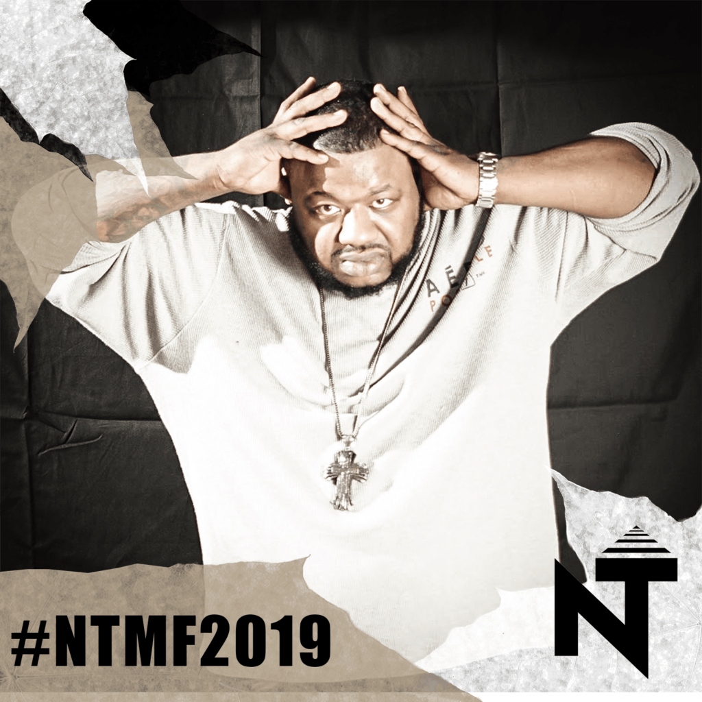 Northern Touch Music Fest - Ambush Vin at NTMF 2019
