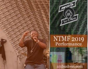 Ambush Vin at Northern Touch Music Festival - NTMF 2019