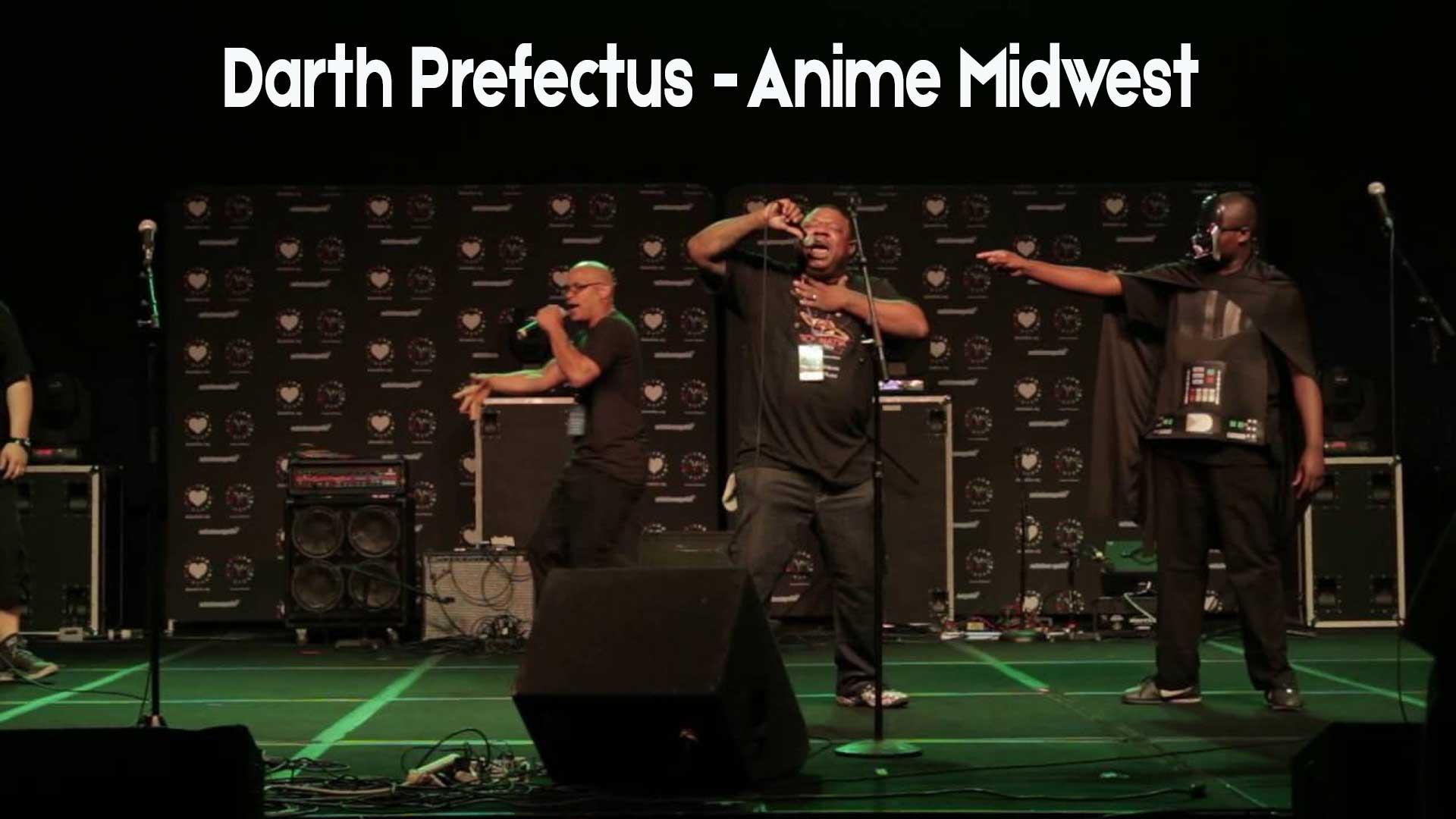 Ambush Vin performing Sci-Fi Music - Darth Prefectus - Anime-Midwest