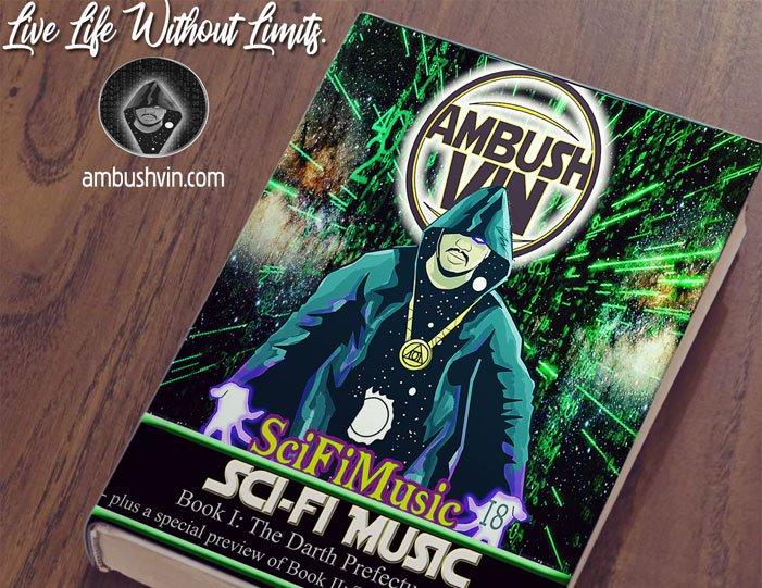 Sci-Fi Music Book