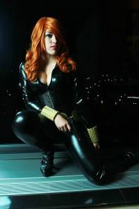 Ambush Vin - SciFinatik Cosplay -Black Widow Photo by Cantera Cosplay