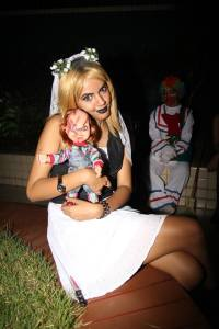 Ambush VIn - SciFinatik Cosplay - Bel Chan Cosplay - Bride of Chucky