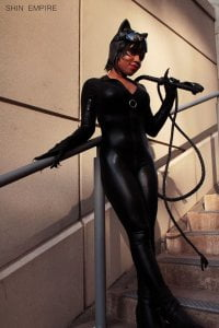 Ambush Vin - SciFinatik Cosplay - Bree the V - Catwoman SHIN Empire