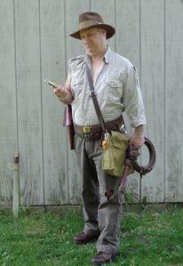 Carl Proctor - Indiana Jones