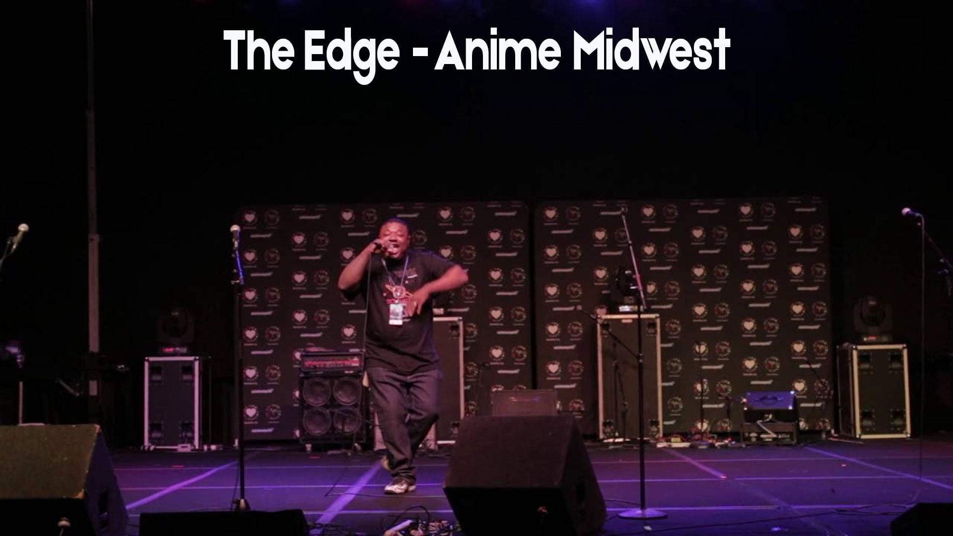 Ambush Vin performing Sci-Fi Music -The-Edge-Anime-Midwest