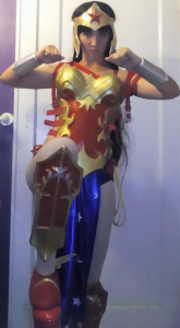 Ambush Vin - SciFinatik Cosplay - Athena23 - Wonder-Woman